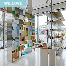 Our new Iittala Taipei Flagship store featured on Wallpaper.