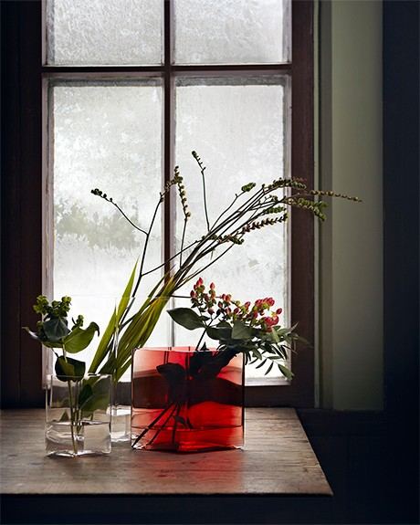 In the making of the Myiittala Holiday catalog.
