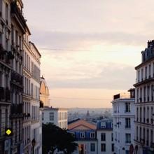 A love affair with Paris.