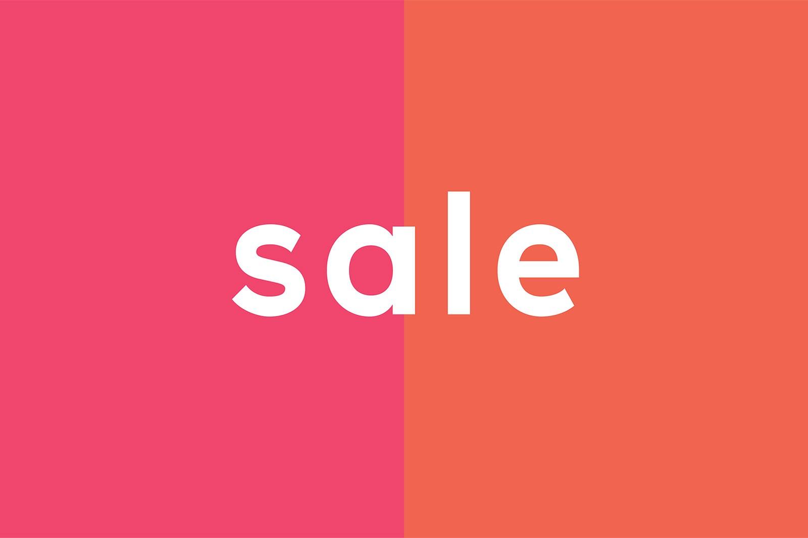 Sale for Iittala sale