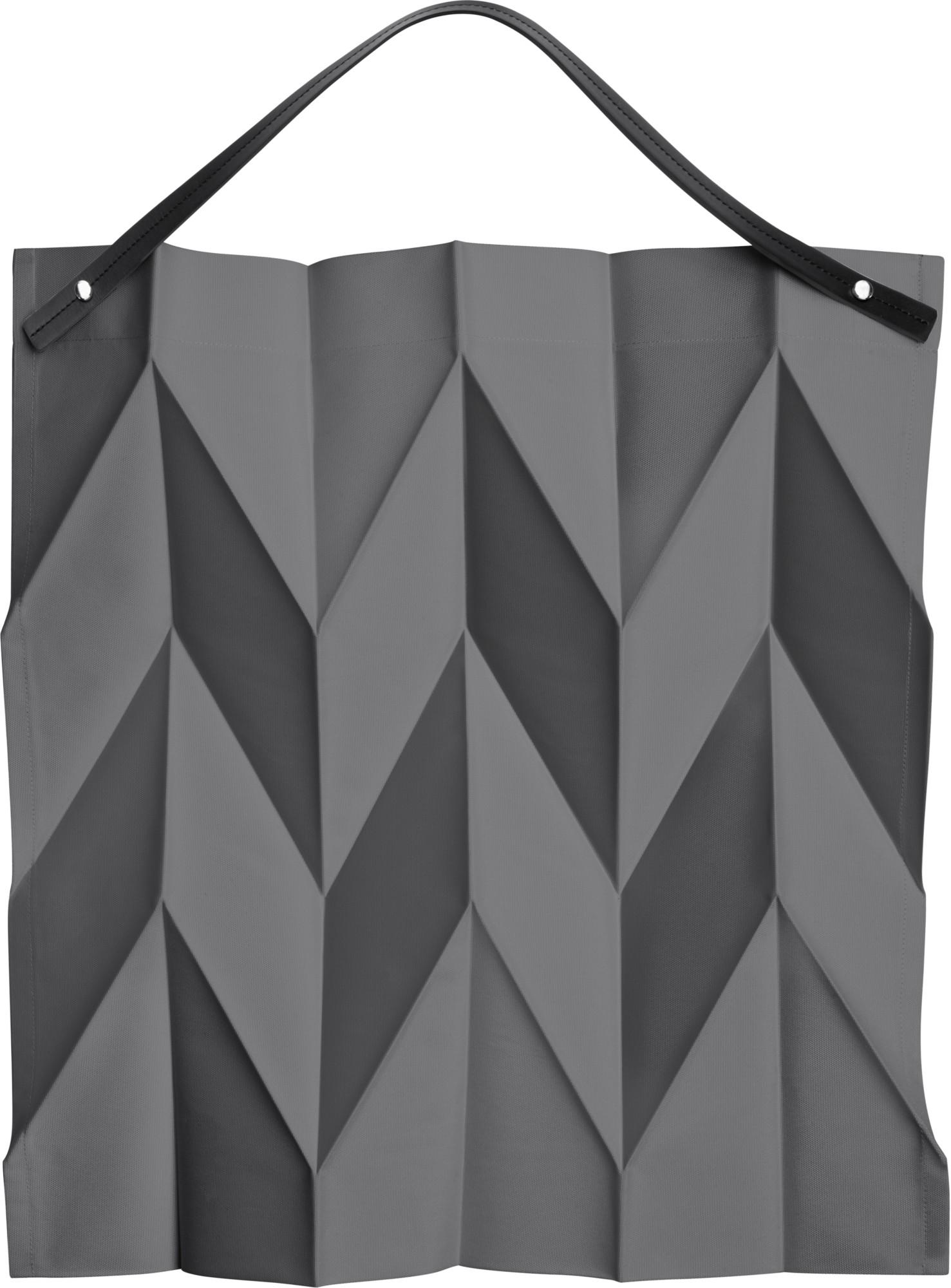 5fddf69f39ee Iittala - Iittala X Issey Miyake bag 54 x 52 cm dark grey - Iittala.com UK
