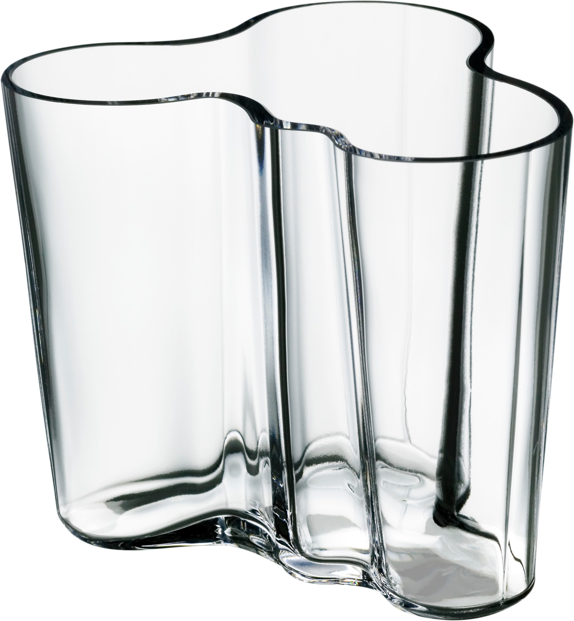 Iittala alvar aalto collection vase 95 mm clear iittala reviewsmspy