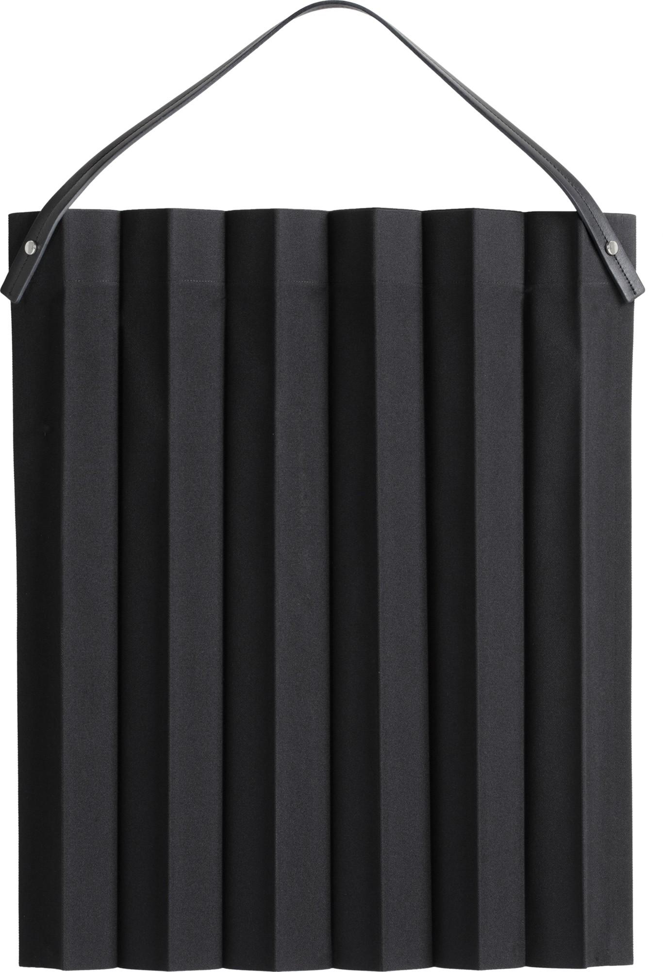 d23422b46d19 Iittala - Iittala X Issey Miyake bag 54 x 52 cm black - Iittala.com UK