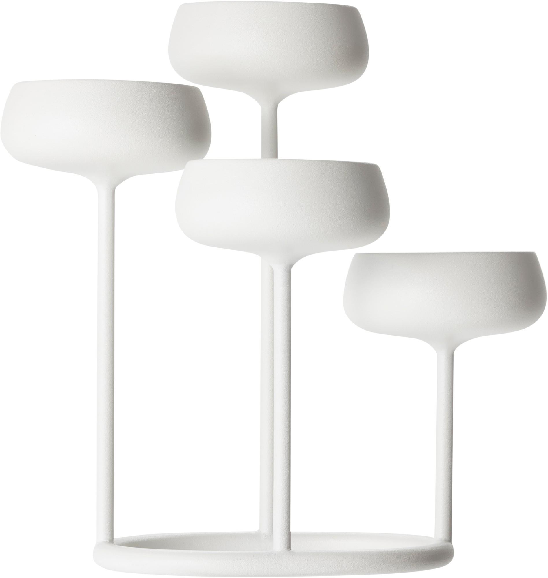 Iittala - Nappula candelabra 251 x 263 mm white - Iittala.com 5f494c3e2ac