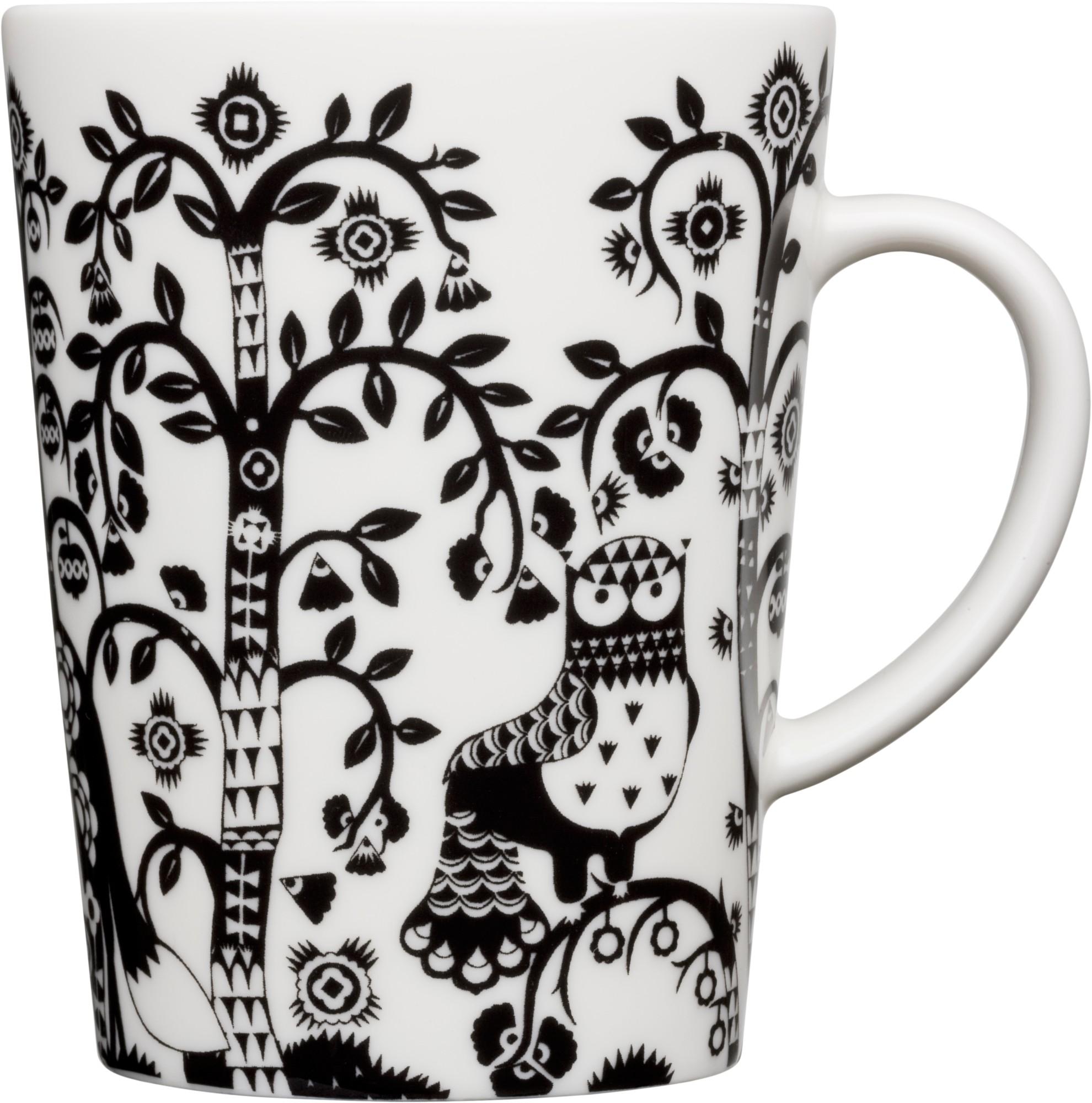 dcd68a1fd08 Iittala - Taika mug 0,4 l black - Iittala.com