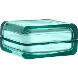 iittala vitriini box 108 x 108 mm water green it. Black Bedroom Furniture Sets. Home Design Ideas