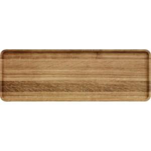 iittala vitriini tray 378 x 133 mm oak. Black Bedroom Furniture Sets. Home Design Ideas