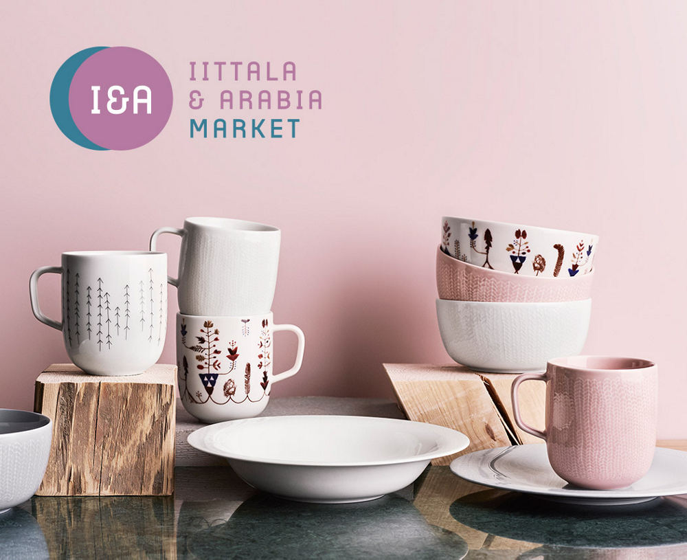 During the six week pilot Iittala u0026 Arabia Market buys old and used glass and ceramic tableware and sells the items to new homes for new owners to love and ... & Iittala u0026 Arabia Market - Iittala.com